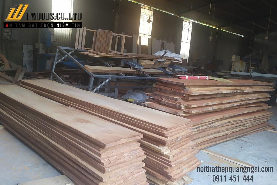 Nội thất gỗ công nghiệp phù hợp với mọi công trình
